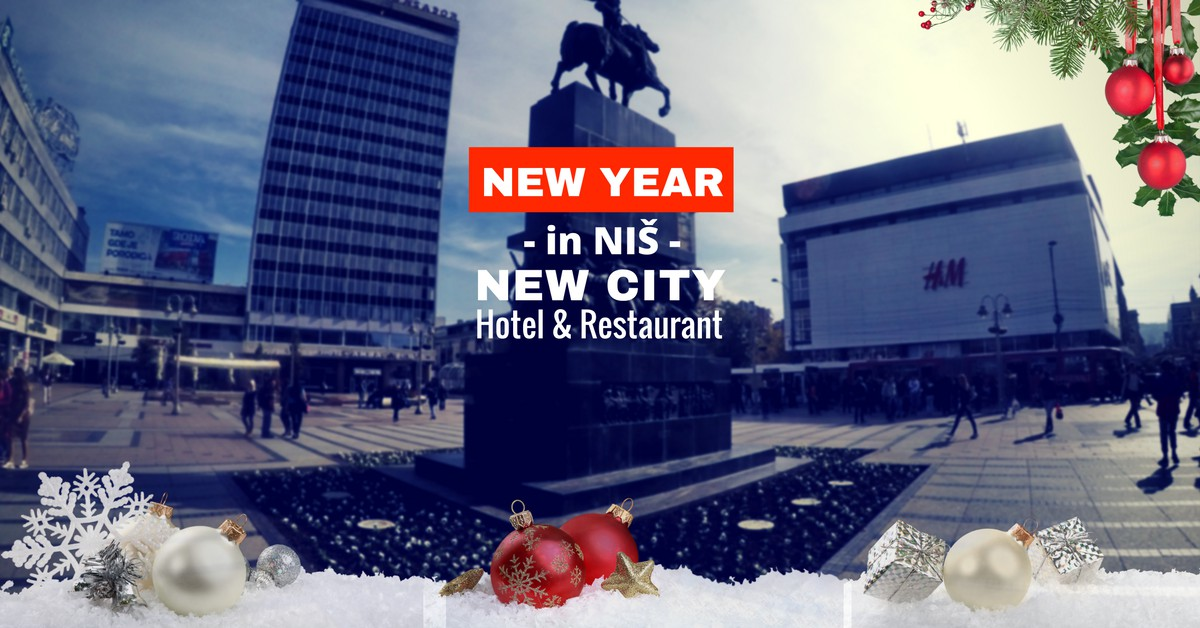 New Year - New City Hotel